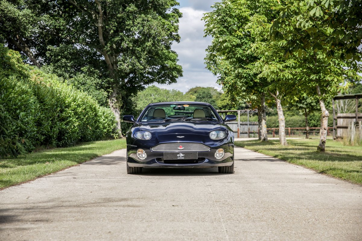 2003 Aston Martin DB7 V12 Vantage  For Sale (picture 3 of 23)