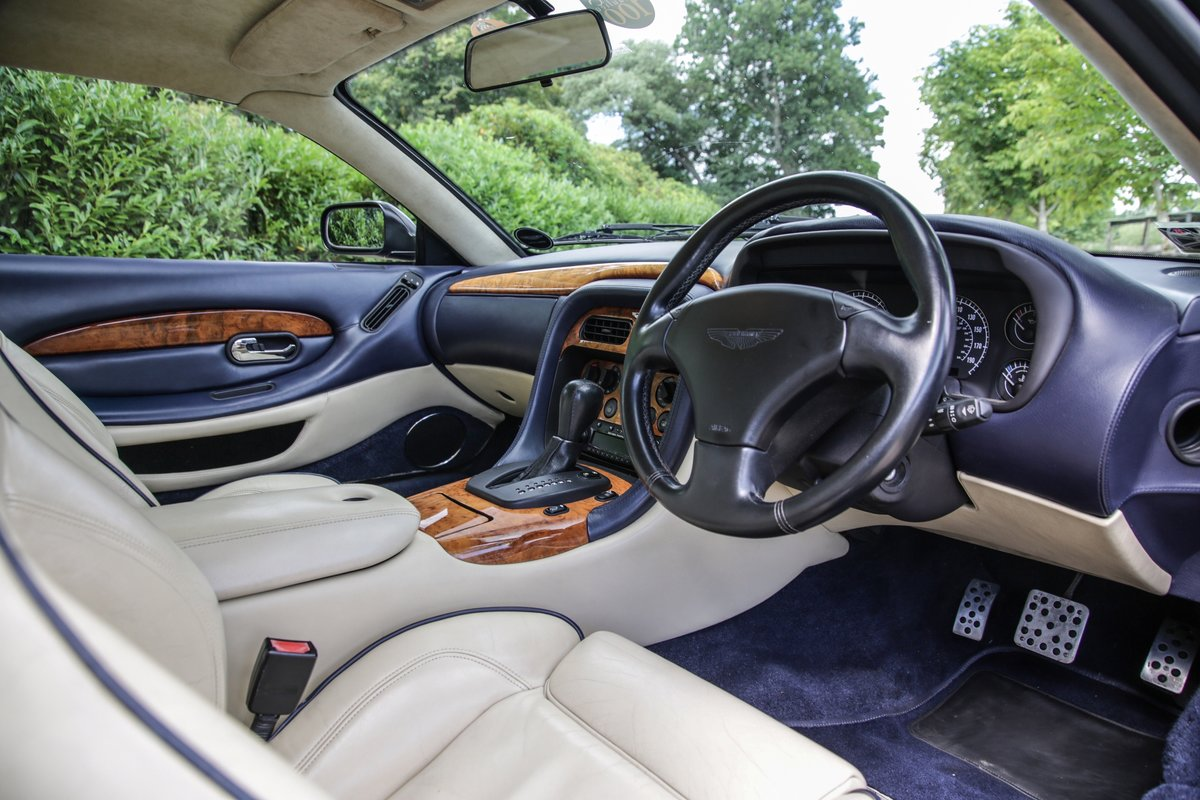 2003 Aston Martin DB7 V12 Vantage  For Sale (picture 6 of 23)