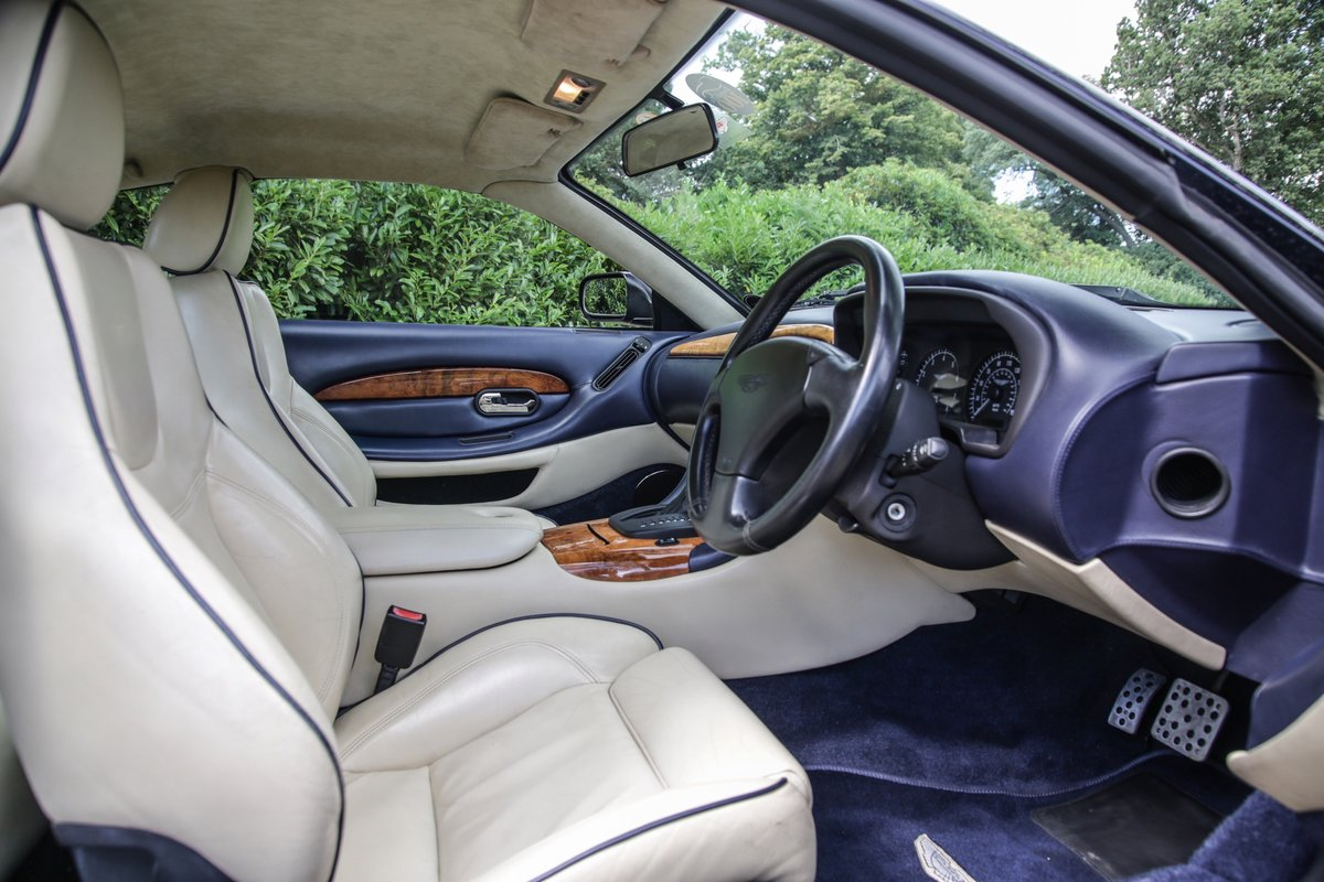 2003 Aston Martin DB7 V12 Vantage  For Sale (picture 7 of 23)