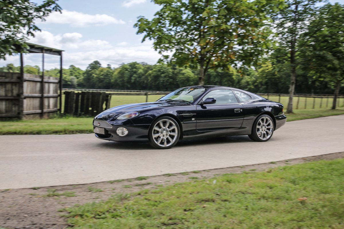 2003 Aston Martin DB7 V12 Vantage  For Sale (picture 23 of 23)
