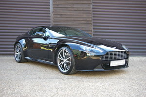 2012 Aston Martin Vantage 4.7 S V8 Sportshift Coupe (29000 miles) For Sale