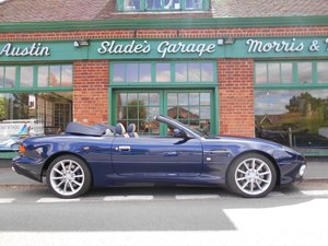 Picture of 2003 Aston Martin DB7 Volante Automatic  For Sale