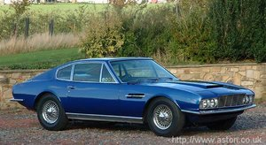 1969 Aston Martin DBS Vantage For Sale