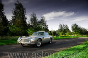 1964 DB5 Restoration (excludes donor car)