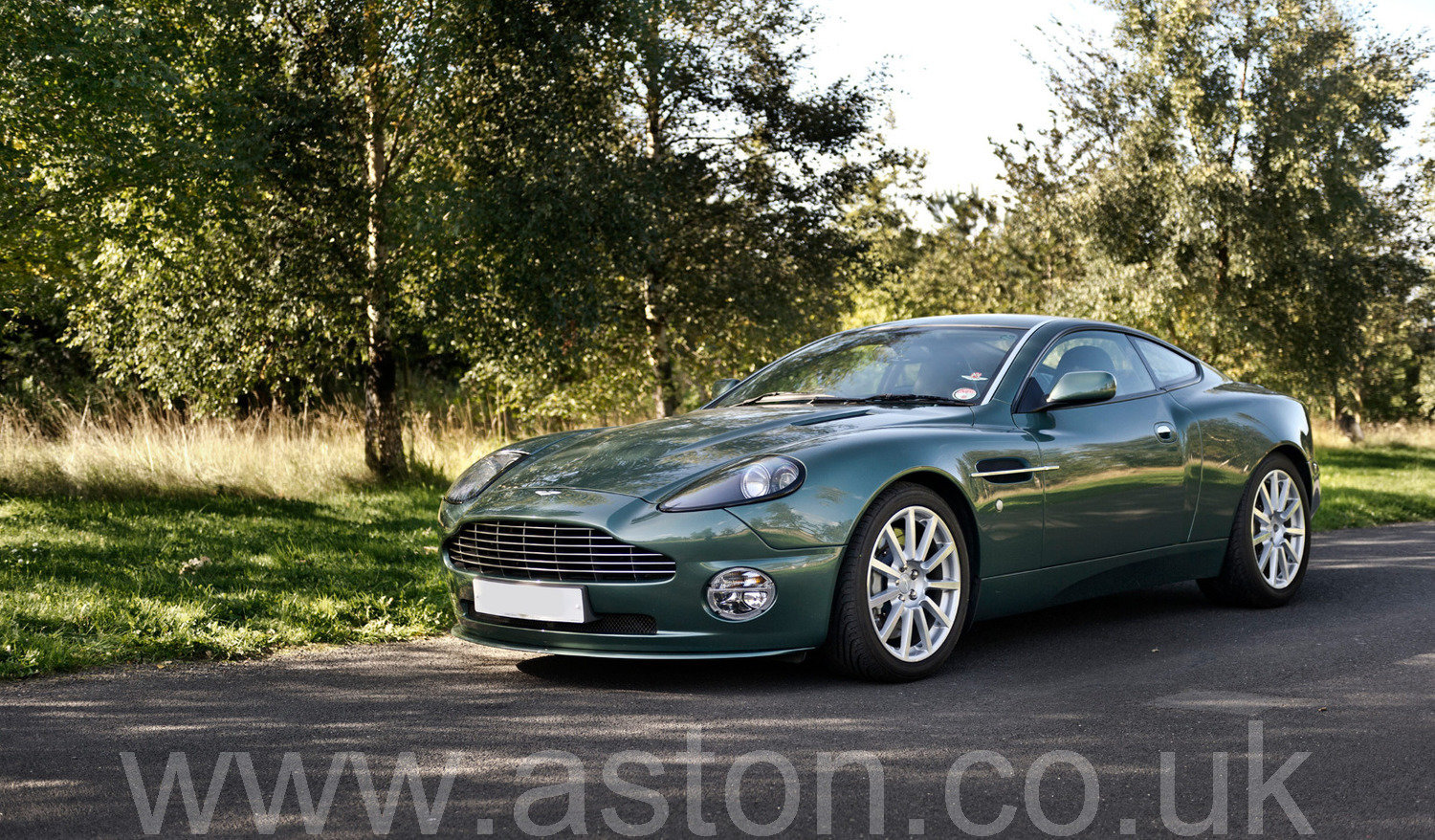 2005 Aston Martin Vanquish S 2+2 For Sale (picture 4 of 6)