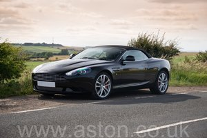 2011 Aston Martin DB9 Volante For Sale