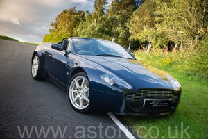 2008 Aston Martin V8 Vantage Roadster For Sale