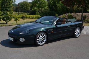 (1123) Aston Martin DB7 Vantage Volante