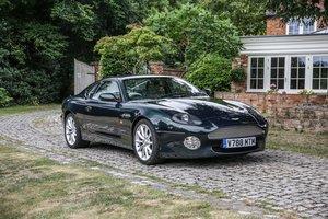 2000 Aston martin DB7 Vantage Manual