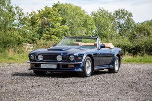 1988 Aston Martin V8 Vantage Volante For Sale