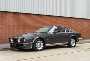 1986 Aston Martin V8 VANTAGE 580X 'X-PACK' (LHD) For Sale