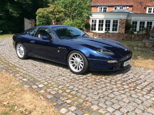 Picture of 1995 Aston Martin DB7 i6 For Sale