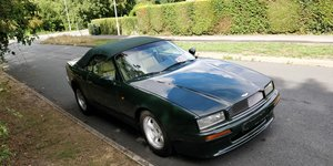1992 1993 Aston Martin Virage Volante LHD - rare manual