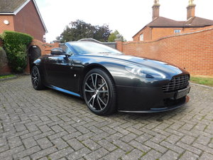2014 Aston Martin Vantage S Roadster