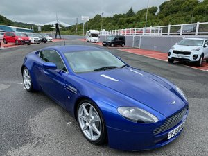 2006 ASTON MARTIN VANTAGE 4.3 V8 Manual Coupe 380 BHP