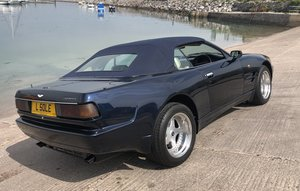1995 ASTON MARTIN WIDE BODIED VIRAGE 5.3 V8 VOLANTE