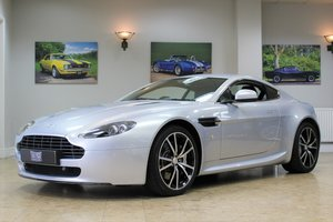 2011 Aston Martin Vantage 4.7 V8 N420 Coupe Manual | FSH
