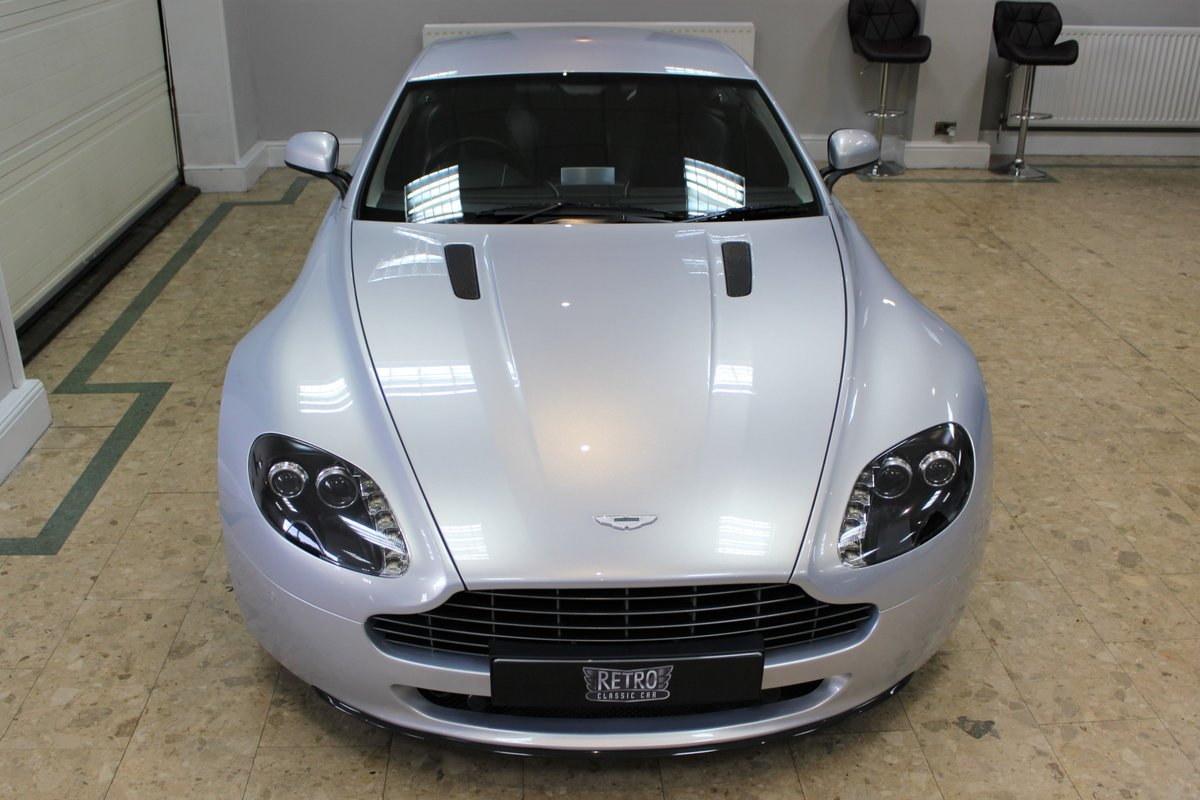 2011 Aston Martin Vantage 4.7 V8 N420 Coupe Manual | FSH For Sale (picture 2 of 10)
