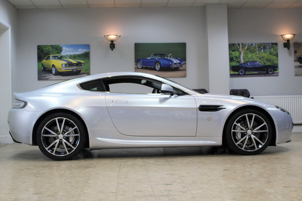 2011 Aston Martin Vantage 4.7 V8 N420 Coupe Manual | FSH For Sale (picture 5 of 10)