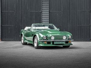 1987 Aston Martin V8 Vantage Volante For Sale