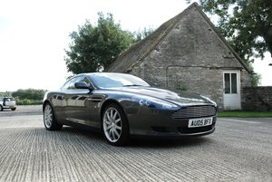 Picture of 2005 ASTON MARTIN DB9 V12 For Sale