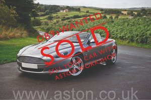 2015 Aston Martin DB9s - WANTED For Sale