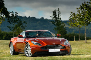 Picture of 2017 Huge specification Launch Edition V12 DB11 Coupe