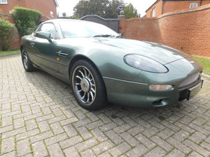 1998  Aston Martin DB7 Automatic