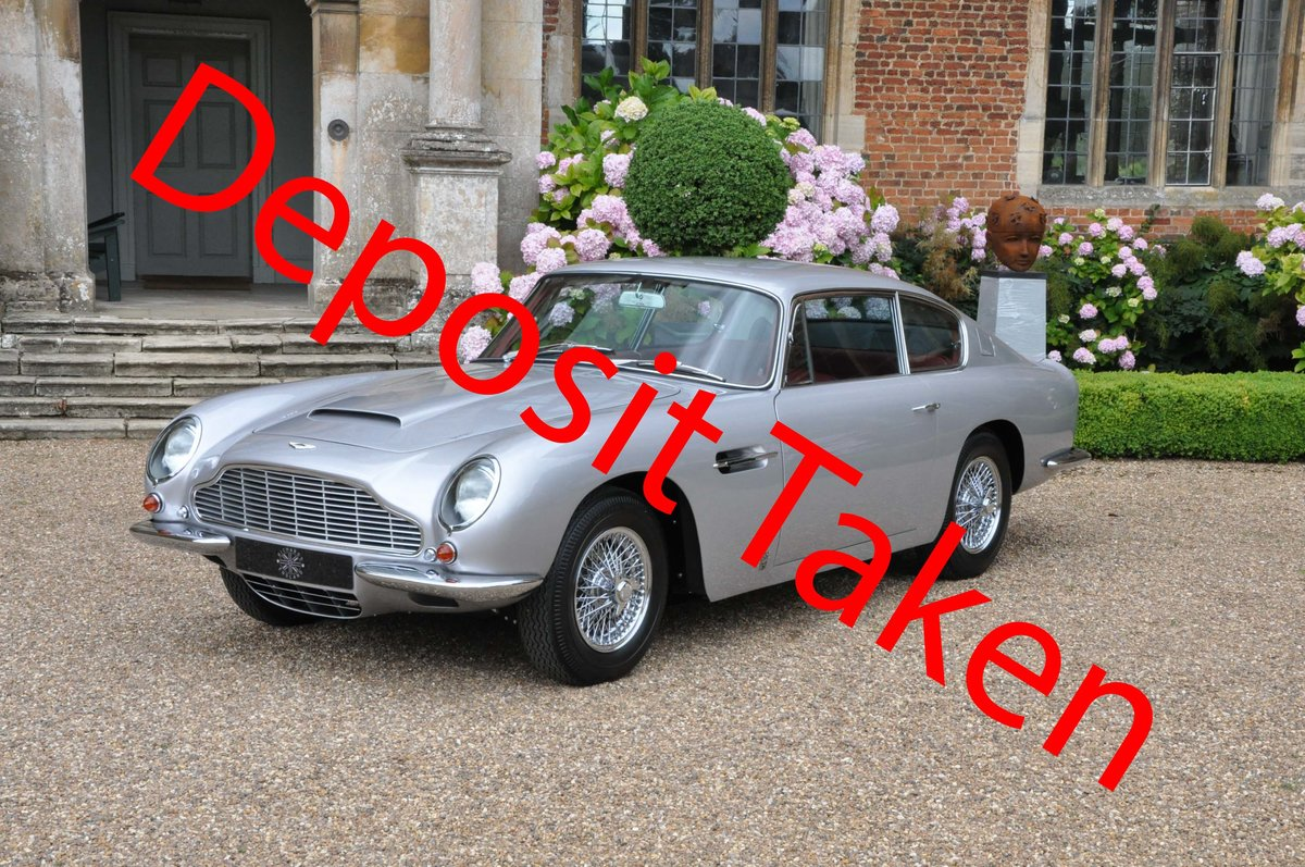 Fully Restored 1967 Aston Martin DB6 (Vantage Specification) For Sale (picture 1 of 6)