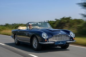 1966 Aston Martin DB6 Short Chassis Volante - One of 37  For Sale