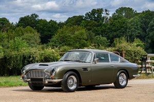 1968 Aston Martin DB6 Vantage - RSW 4.7L