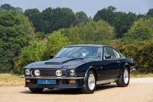 1989 Aston Martin V8 Vantage '580X' - One of 137 examples   For Sale