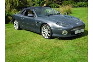 Picture of 2004 ASTON MARTIN DB7 5.9 Volante 2dr Petrol Automatic (472 g/km, For Sale