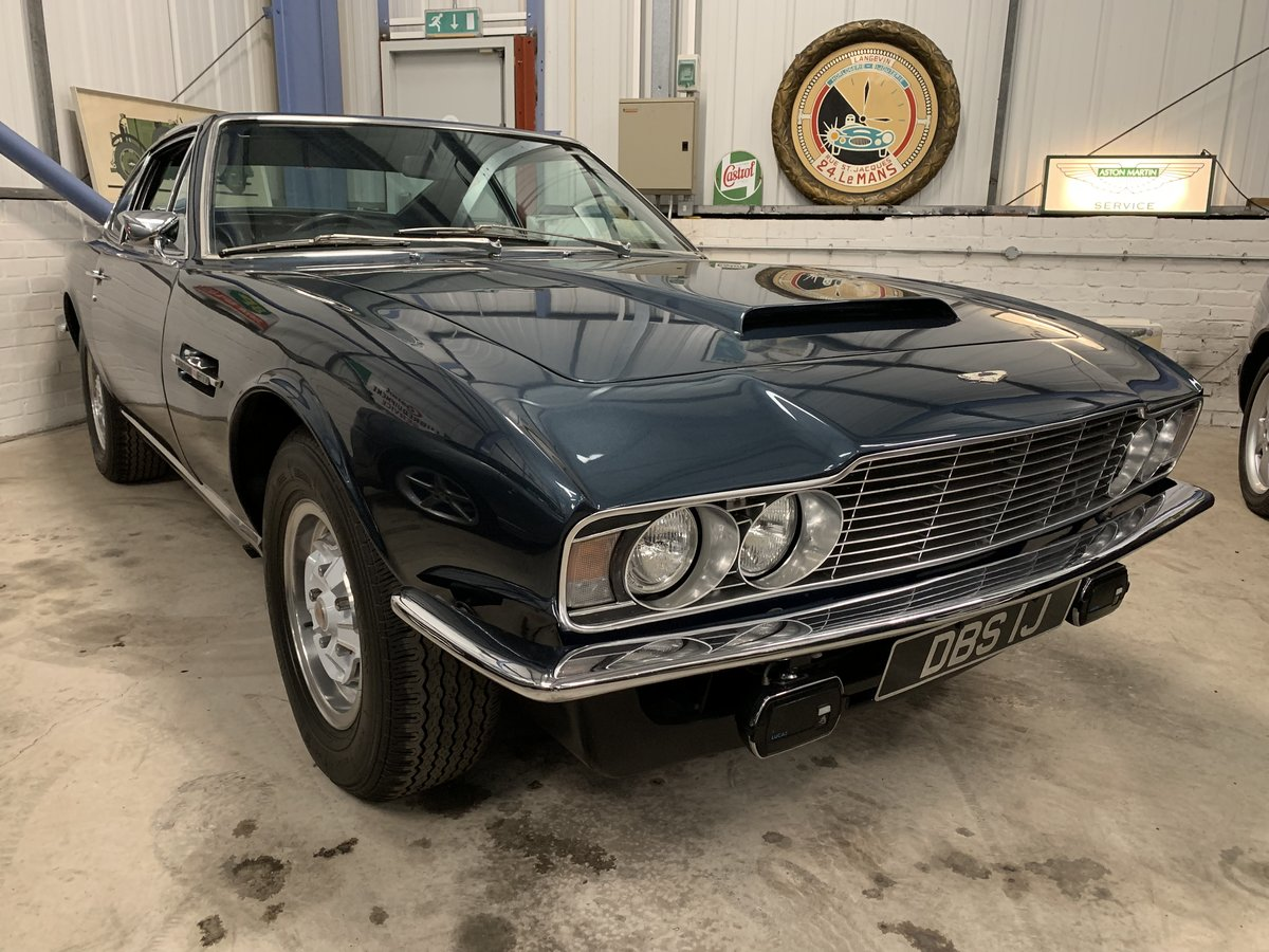 1971 Aston Martin DBS V8 Auto For Sale (picture 7 of 20)