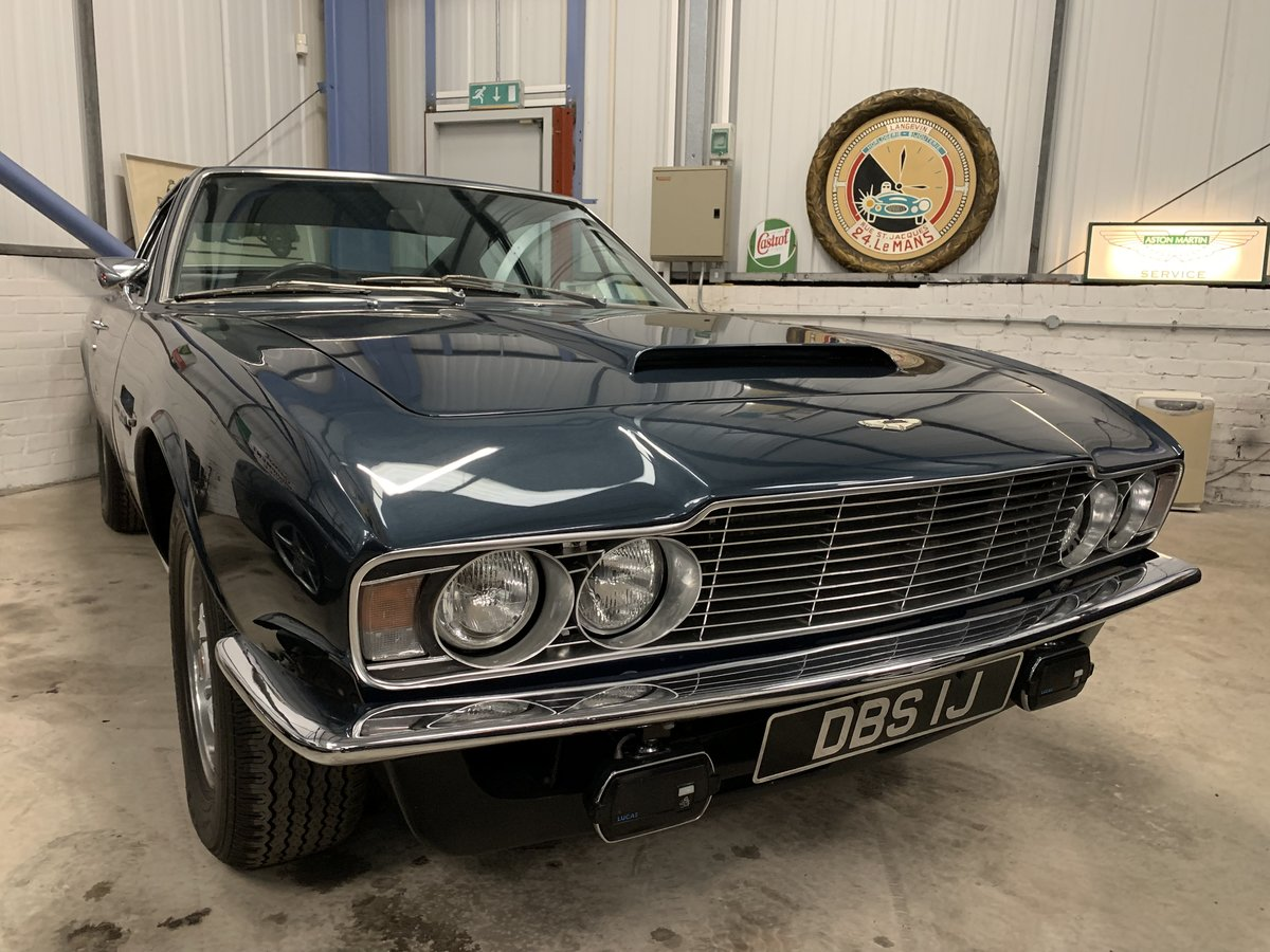 1971 Aston Martin DBS V8 Auto For Sale (picture 8 of 20)