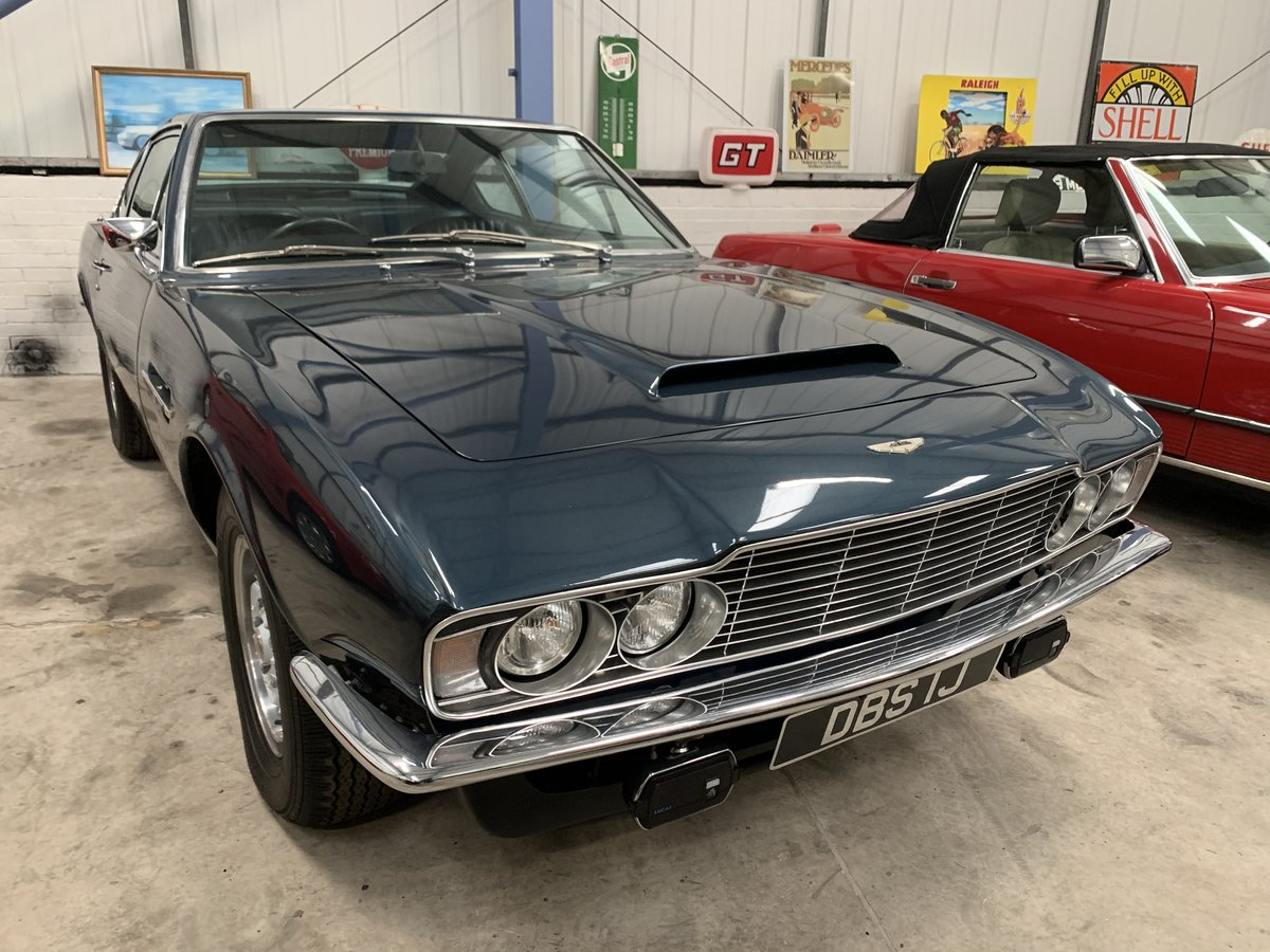 1971 Aston Martin DBS V8 Auto For Sale (picture 11 of 20)