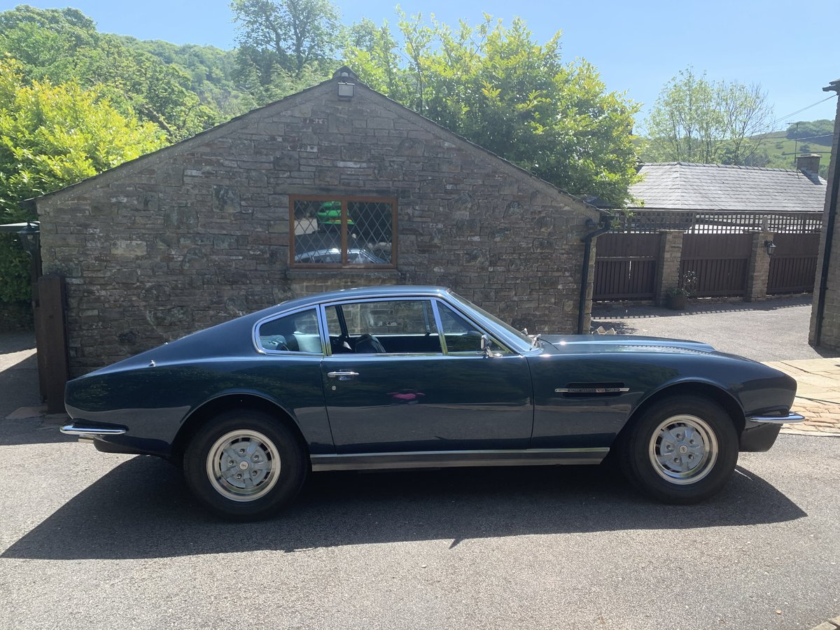 1971 Aston Martin DBS V8 Auto For Sale (picture 13 of 20)