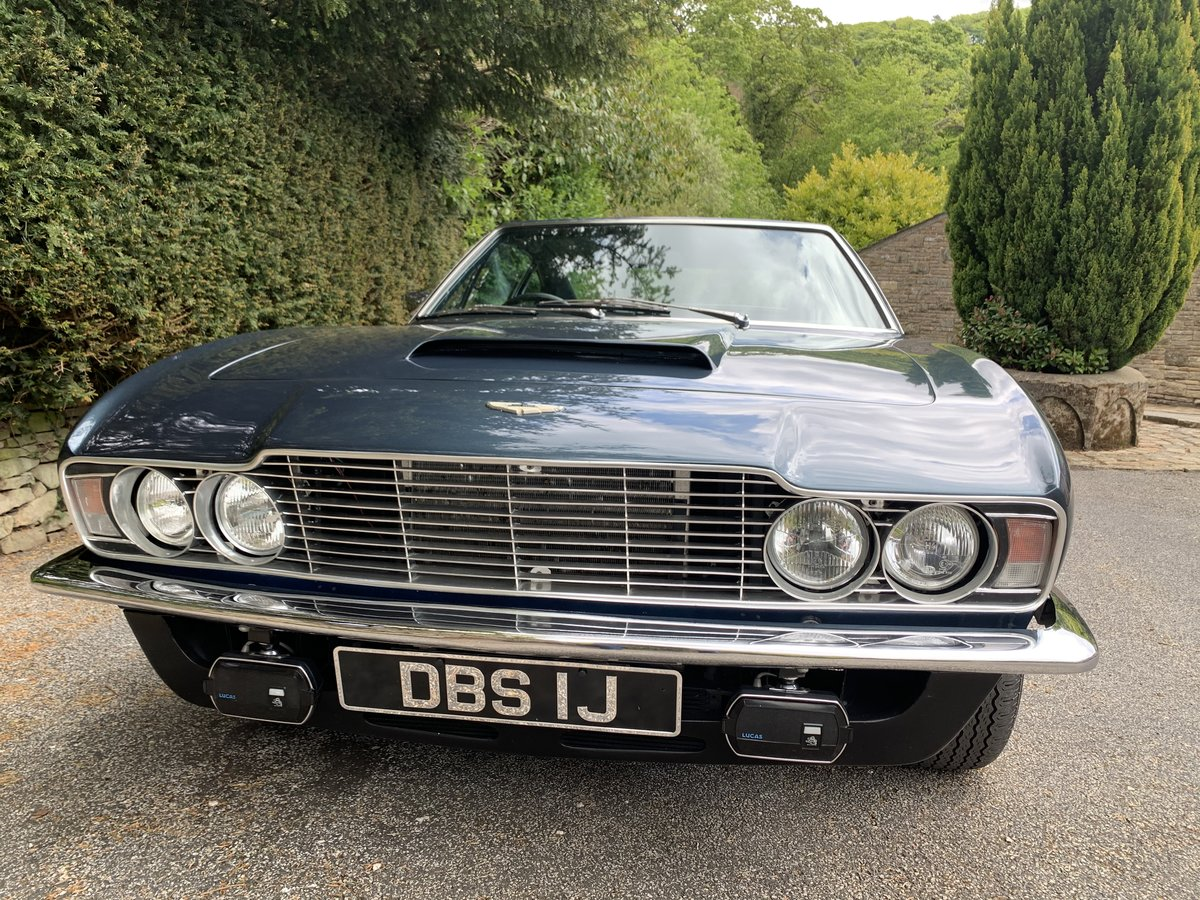 1971 Aston Martin DBS V8 Auto For Sale (picture 16 of 20)