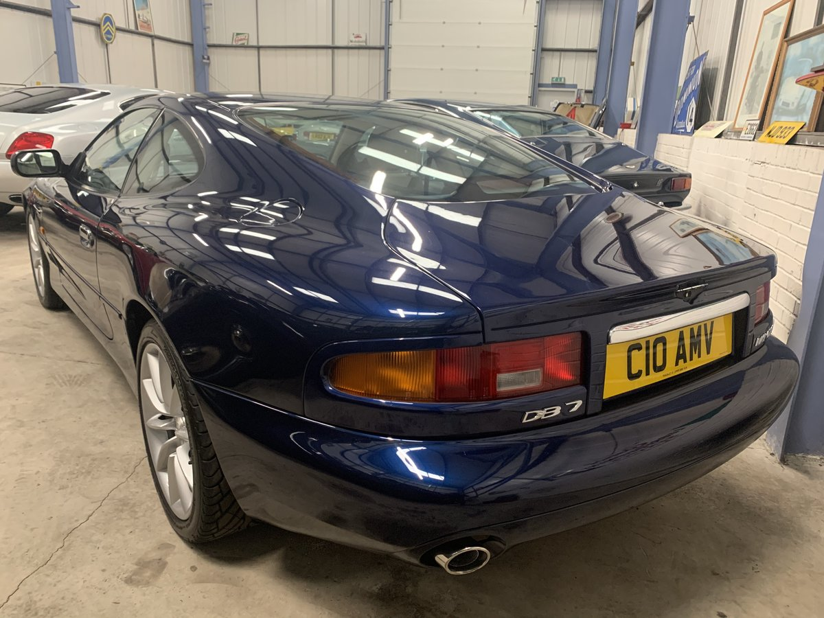 2001 ASTON MARTIN DB7 VANTAGE For Sale (picture 7 of 19)