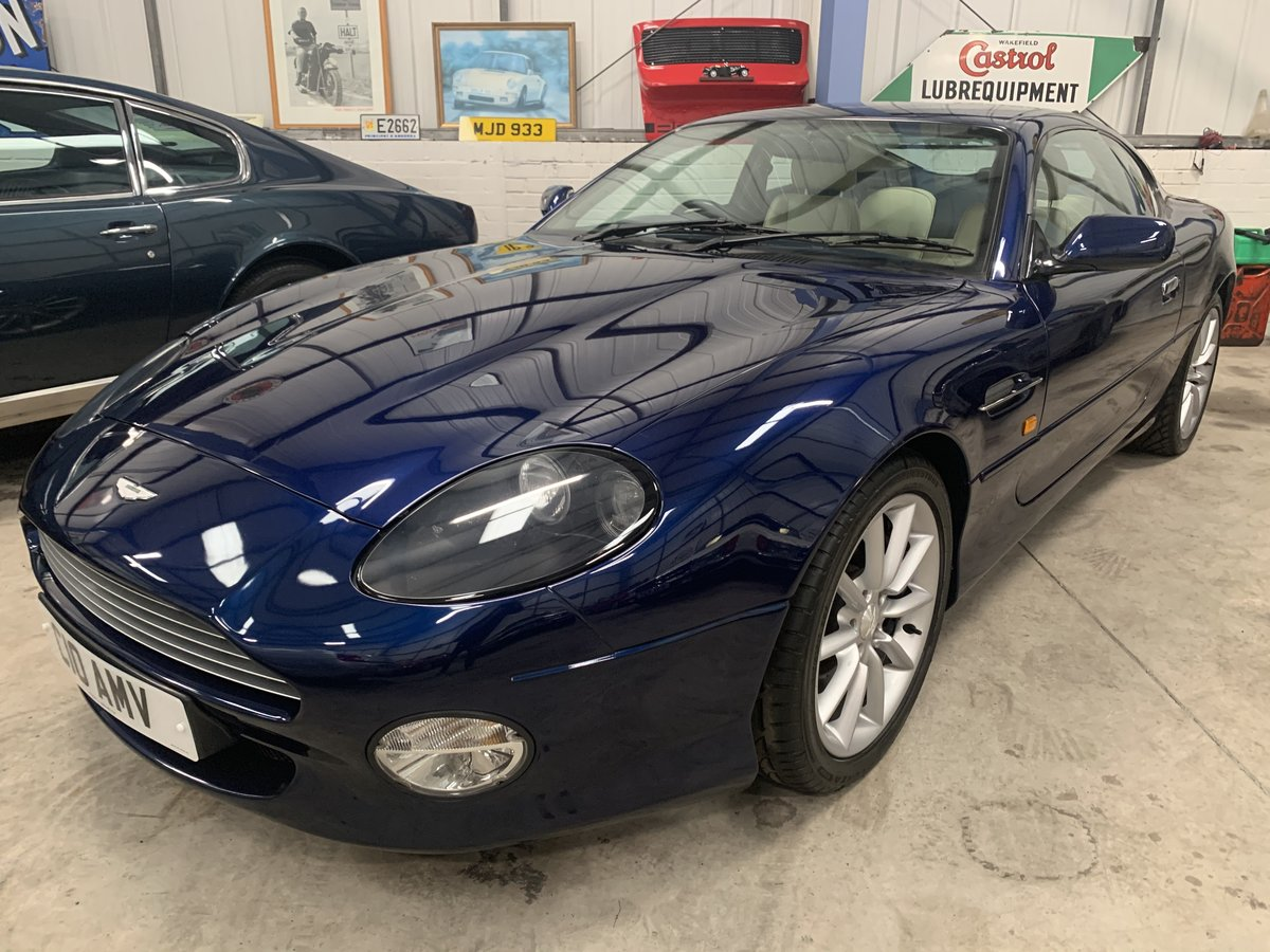 2001 ASTON MARTIN DB7 VANTAGE For Sale (picture 9 of 19)