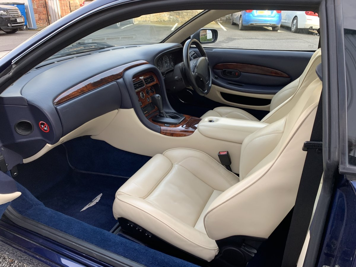 2001 ASTON MARTIN DB7 VANTAGE For Sale (picture 12 of 19)