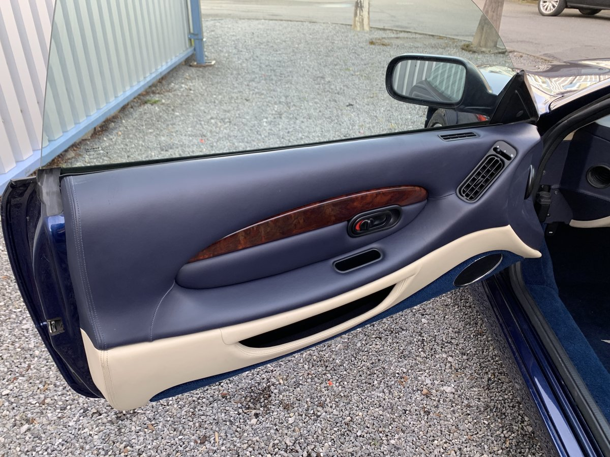 2001 ASTON MARTIN DB7 VANTAGE For Sale (picture 14 of 19)