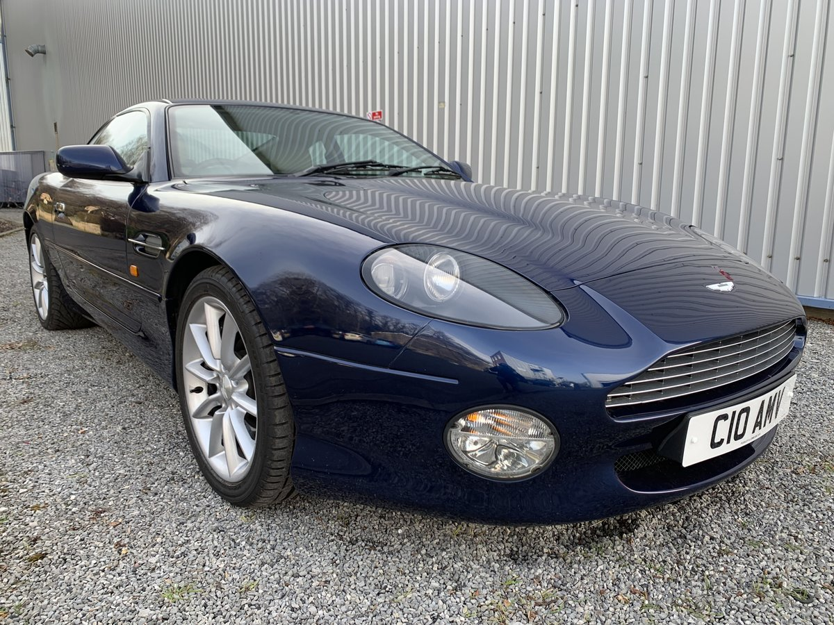 2001 ASTON MARTIN DB7 VANTAGE For Sale (picture 15 of 19)