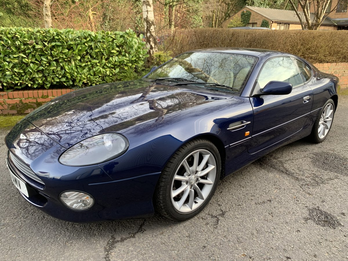 2001 ASTON MARTIN DB7 VANTAGE For Sale (picture 19 of 19)