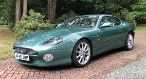 2000 Aston Martin DB7 Vantage Coupé
