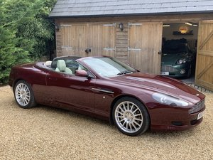 2007 Aston Martin DB9 Volante One Owner 19000 Miles For Sale