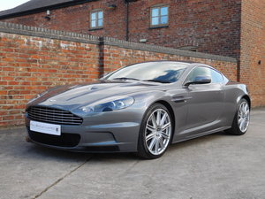 Picture of 2008 Aston Martin DBS Manual RHD Casino Royale Specification SOLD