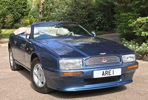 1992 ASTON MARTIN 5.3 V8 VIRAGE VOLANTE Automatic