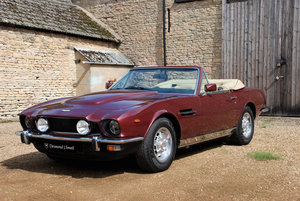 Picture of 1979 Aston Martin V8 'S' Volante Manual