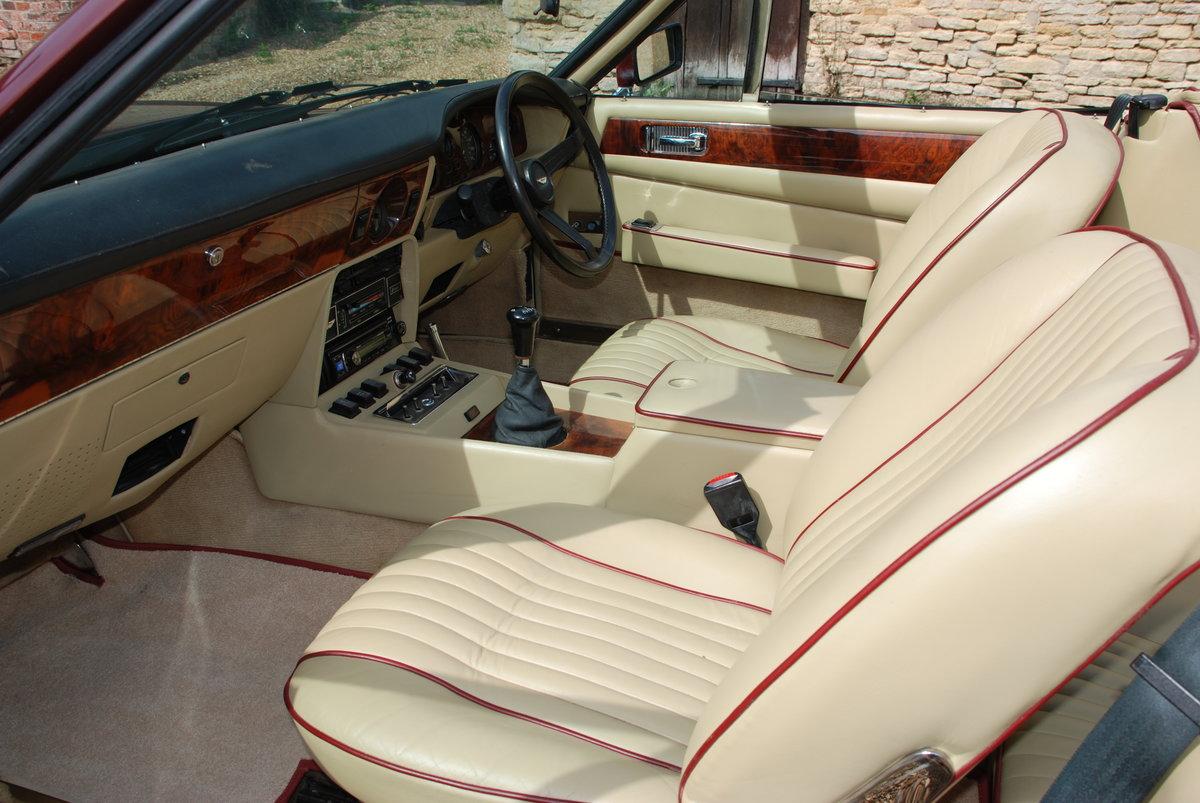 1979 Aston Martin V8 'S' Volante Manual For Sale (picture 6 of 6)